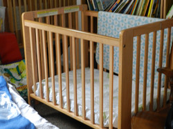 Young Twos: Cribs for the Youngest