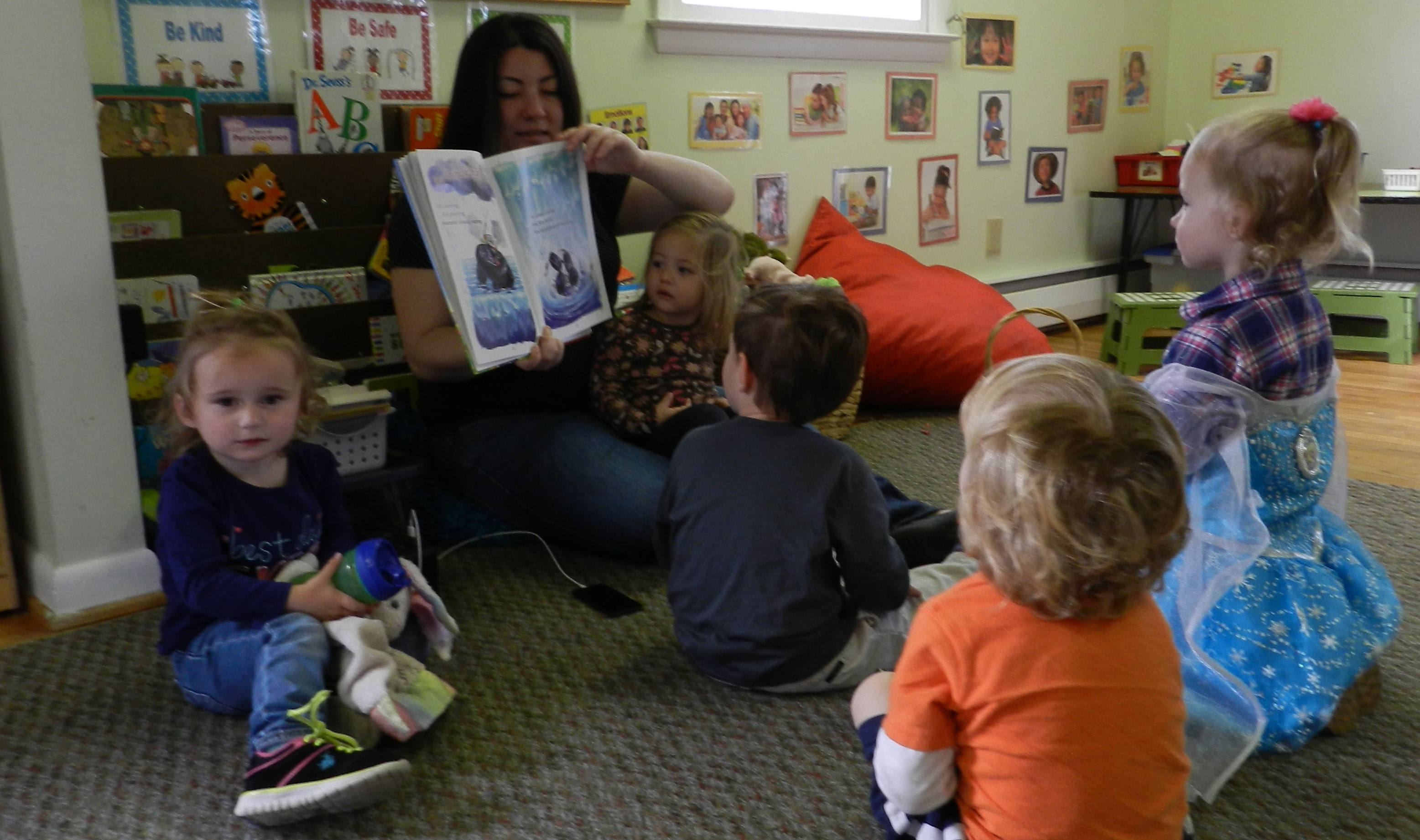 1040-11 Literacy Story Time