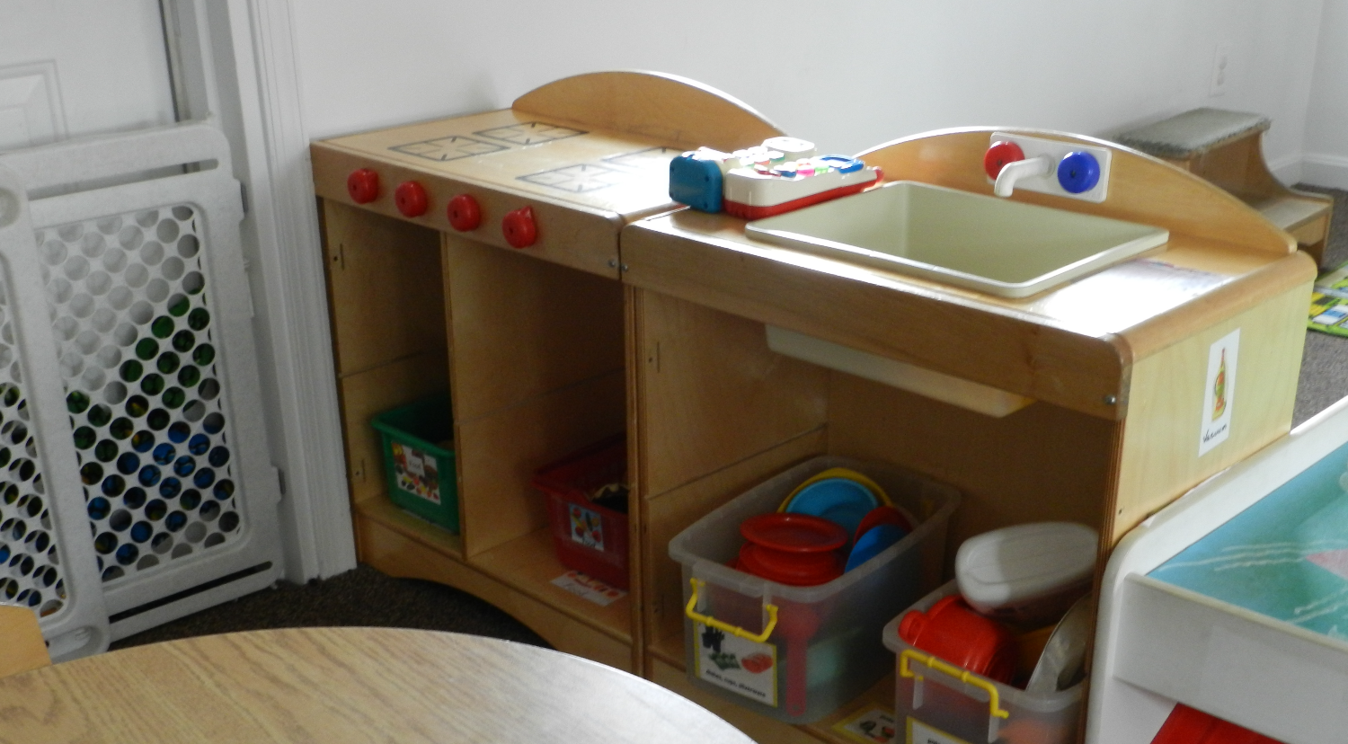 Young Twos: Play Kitchen
