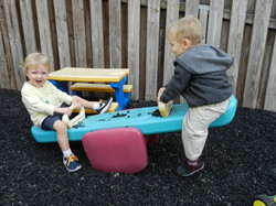 9:45 – 10:45 Outdoor Play