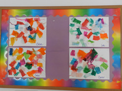Young Twos: Art Display