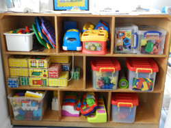 Young Twos: Blocks and Manipulatives