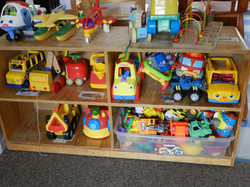 Young Twos: Cars, Trucks & More!