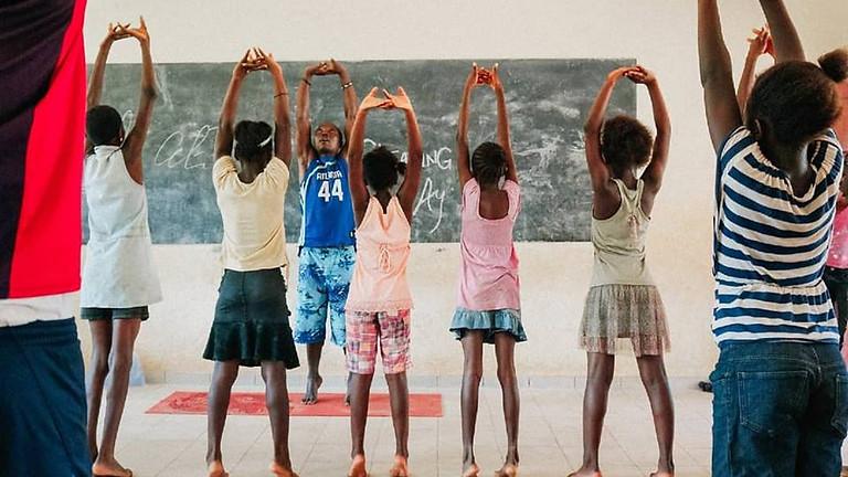 Tarde Completa - Jornada Solidaria Sierra Leone Yoga Project