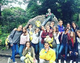 Jóvenes Cursos en el extranjero Summerhill Ingés