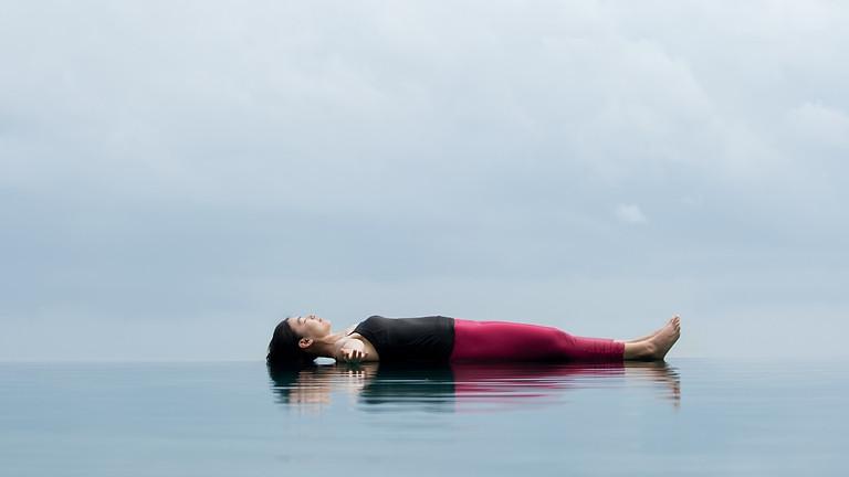 Yoga Nidra - Sierra Leone Yoga project