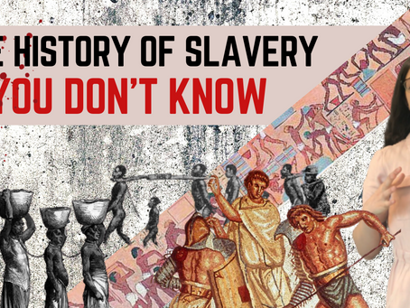 The Rise and Fall of Slavery Throughout History: A Simplified Overview of Slavery's Past