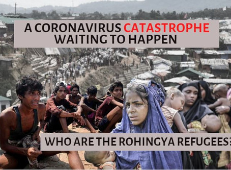 They Fled From Genocide In Myanmar, But They Can't Escape COVID-19: who are the Rohingya?