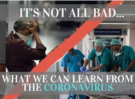 Maybe It's Not All Bad: How The Coronavirus Is Restoring Our Humanity