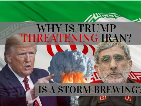 Iran, Iraq and The U.S: Is a Storm Brewing?