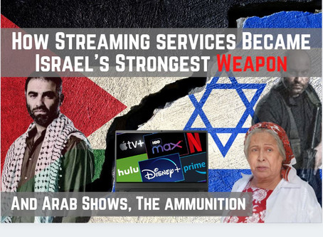 Streaming Services and Psychological Warfare: A New Era of the Israeli/Palestinian Conflict