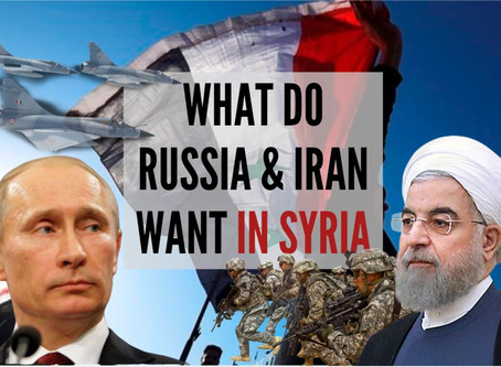 Russia and Iran's Benefits From The Syrian War: Explained