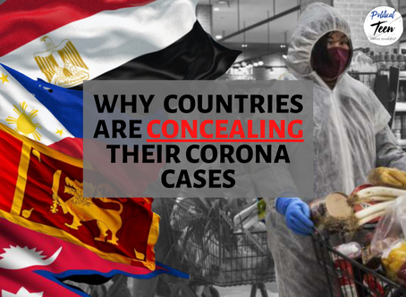 Why Countries Are Concealing Their Corona-Cases