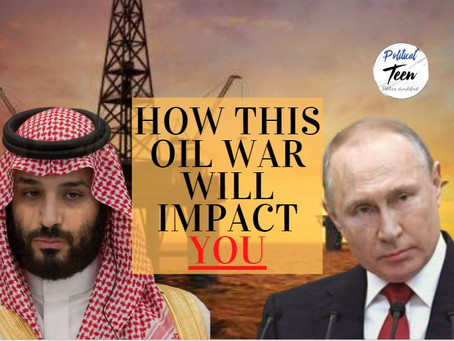 Saudi's Oil War On Russia: The Unexpected Consequence of Corona-virus Panic