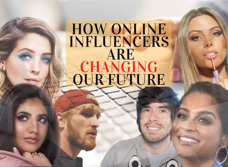 The Age Of 'Online Influencers': How Much Is Too Much?