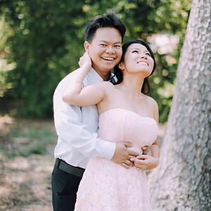 Hesun & Josh's Engagement Photo