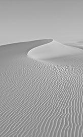 God's Fingerprint White Sands