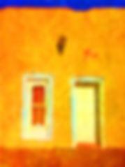 Brown Light Fixture Tularosa