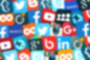background-of-famous-social-media-icons-