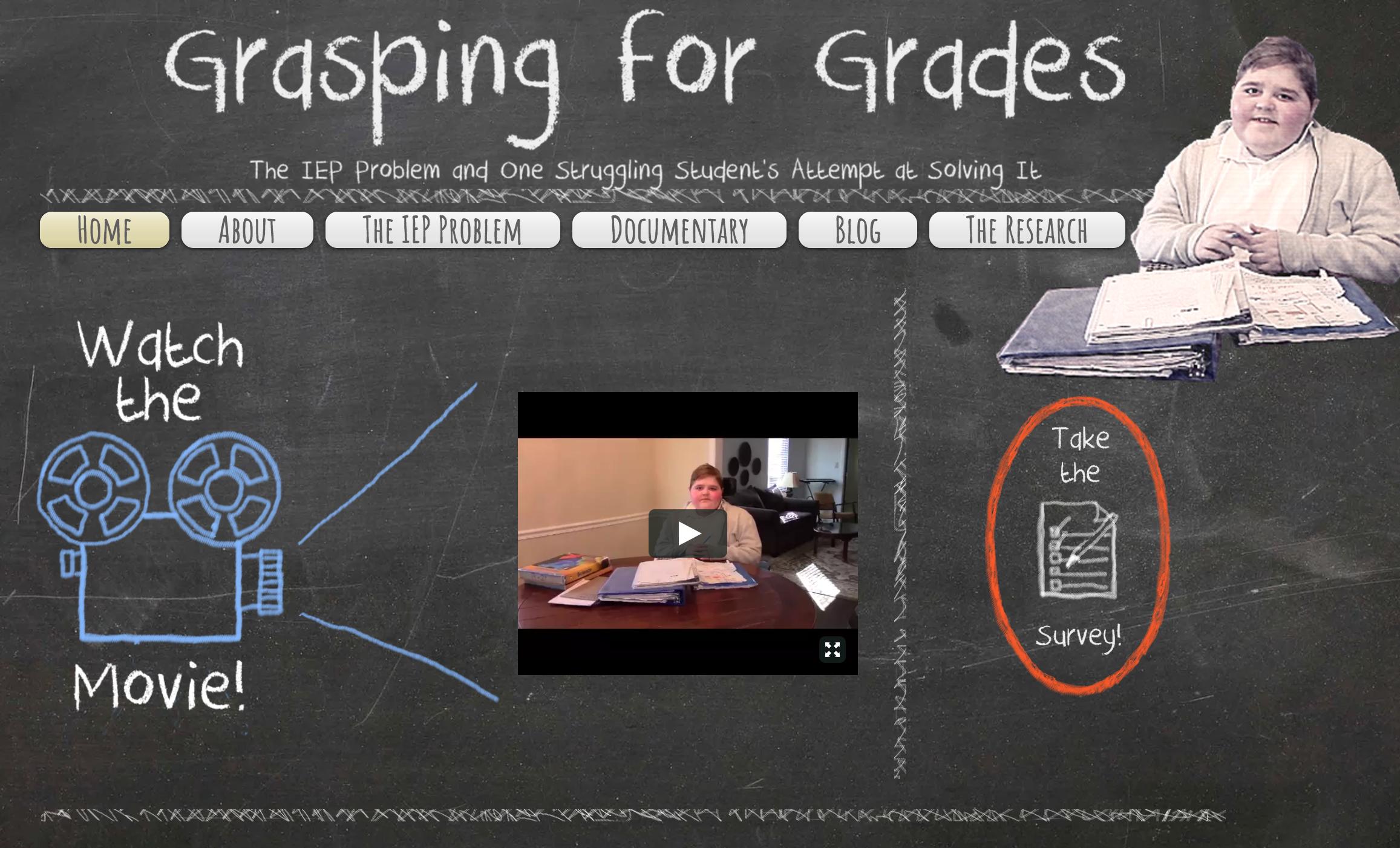 Grasping for Grades