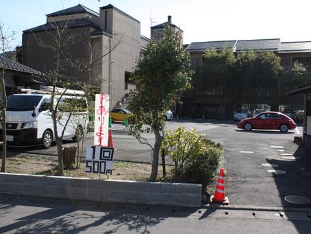 今年のGWも湯布院は駐車場なくて道路は渋滞する?