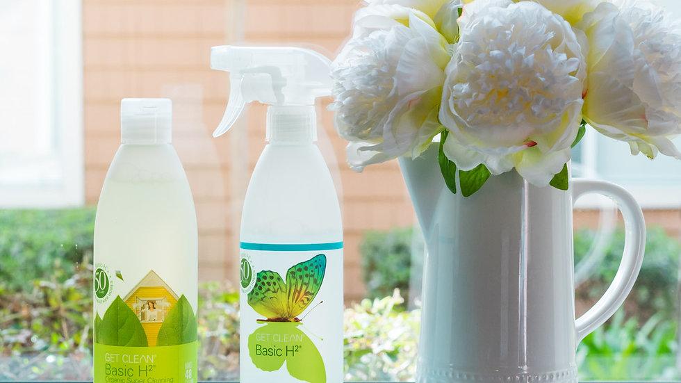 Get Clean® Spray Bottles 16 oz.