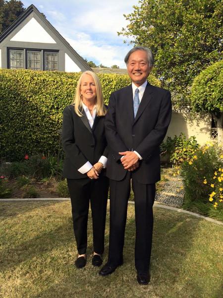 Consul General of Japan, H. Horinuchi
