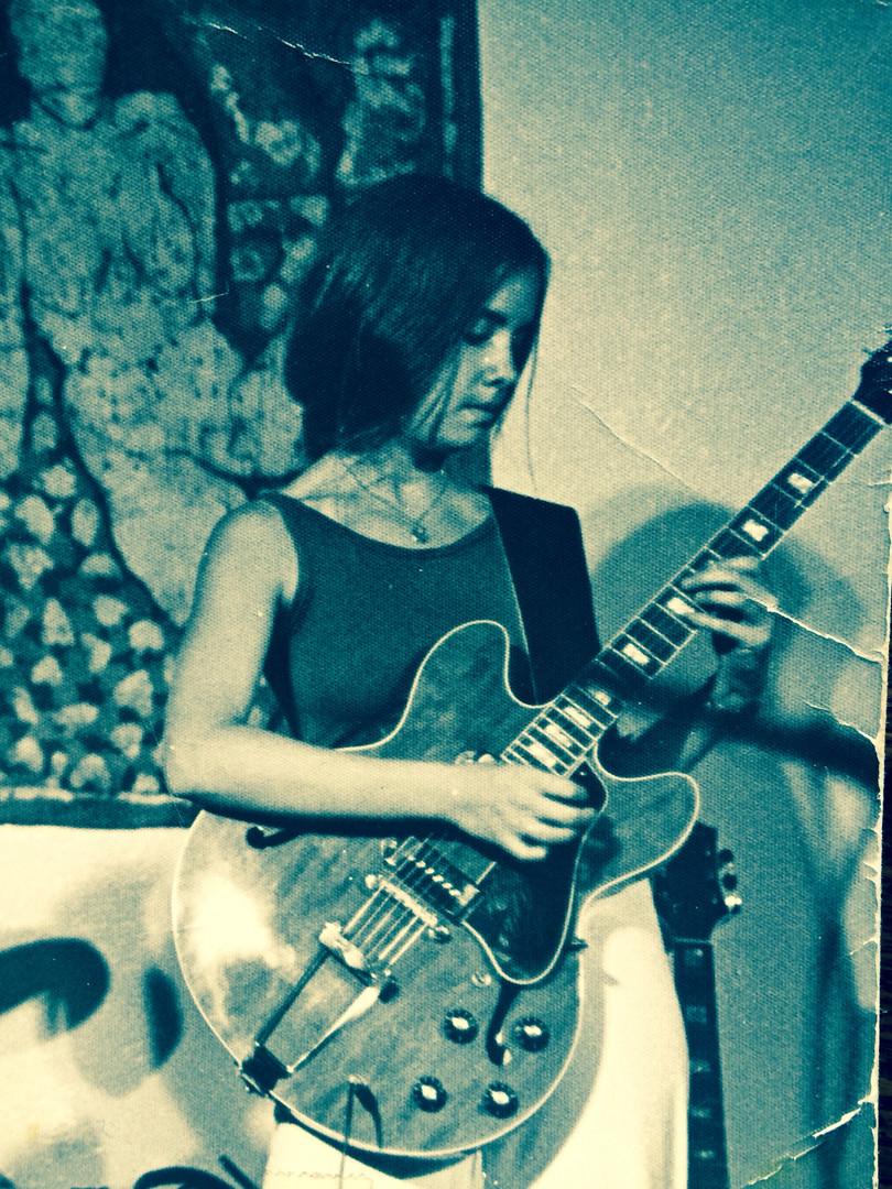 1976 Performing in LA