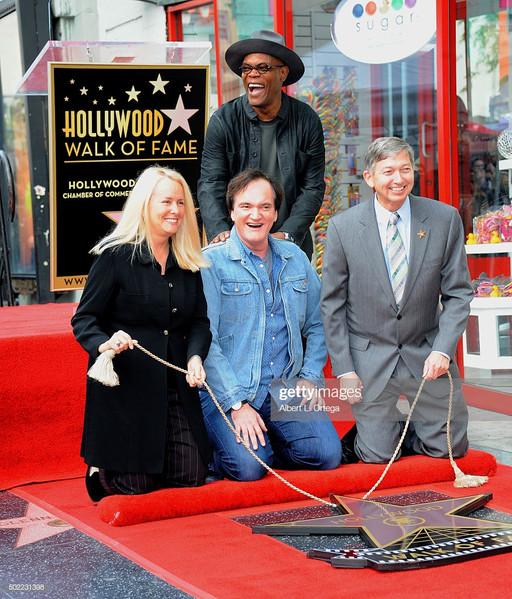 Quentin Tarantino, Samuel L. Jackson