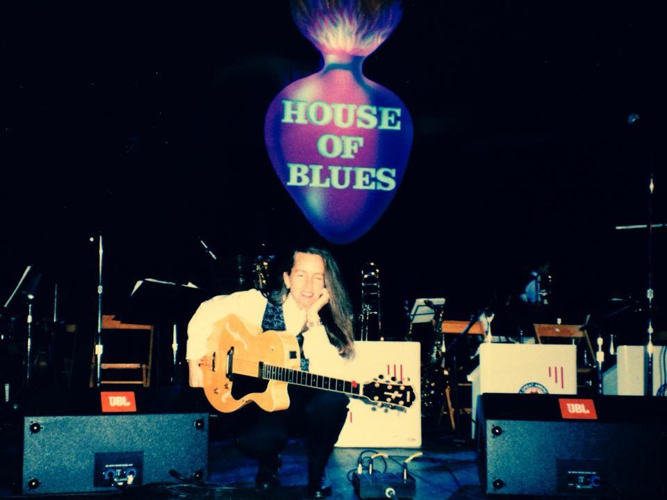 1998 House of Blues- Yamaha AEX1500