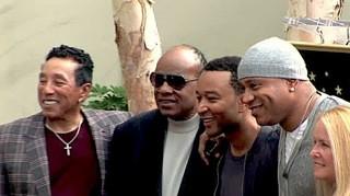 Smokey, Stevie, John Legend, LL Cool J