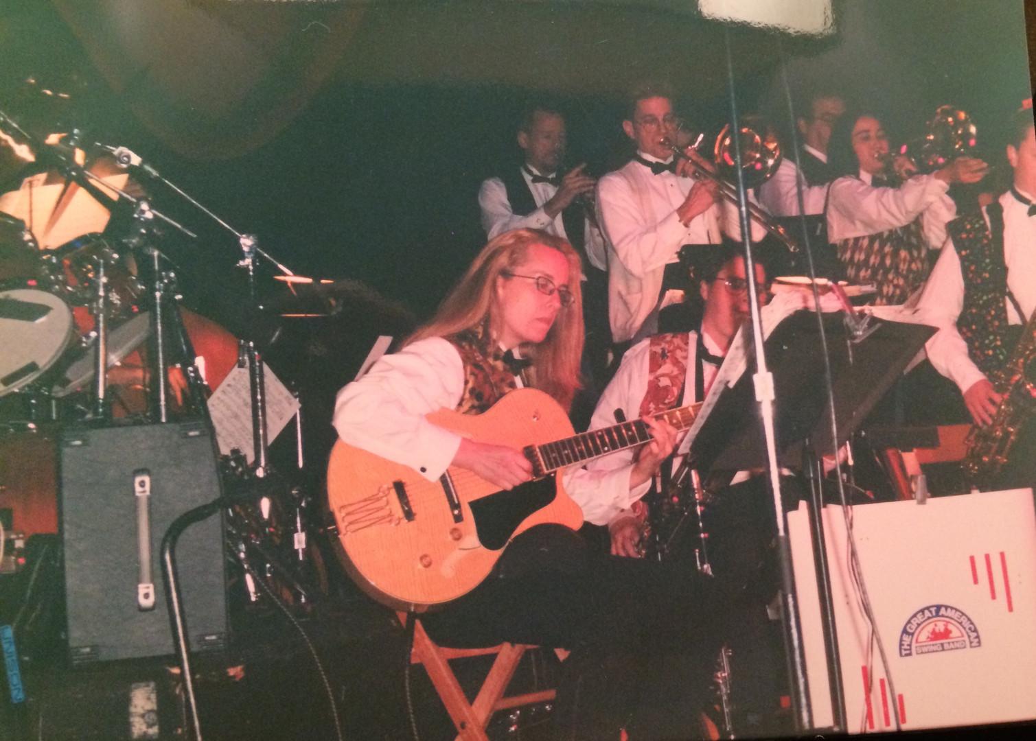 1998- Big Band, Yamaha AEX1500