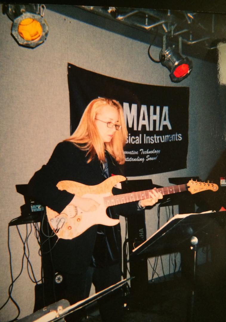 1999 NAMM Show for Yamaha - Pacifica MIDI