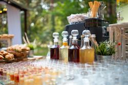 Козацький стіл наливки