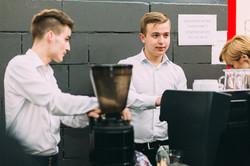 Кейтеринговий майстер клас кавовий 3