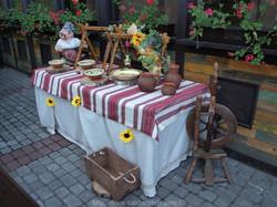 Козацький стіл Львів (1)