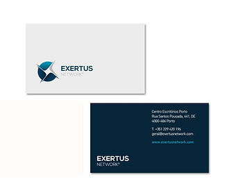 Identidade Exertus Network