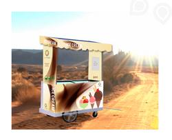 Solar Freezer Arca Gelados