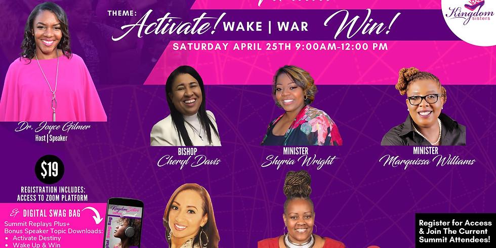 Virtual Kingdom Sisters Summit