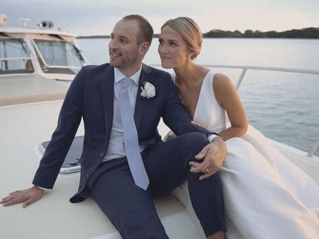 Charming Eastern Shore Wedding | Hunter and Maura