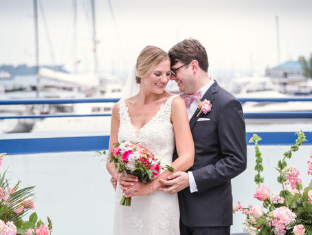 Annapolis Waterfront Hotel Wedding - Becky & Christopher