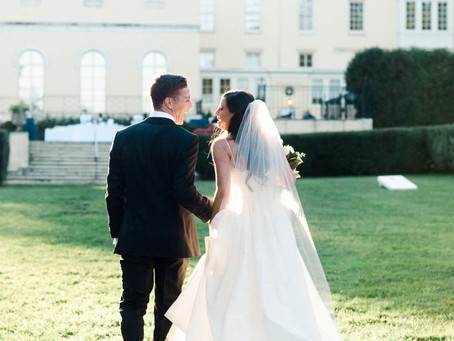 Katie & Stephen - Evergreen Carriage House