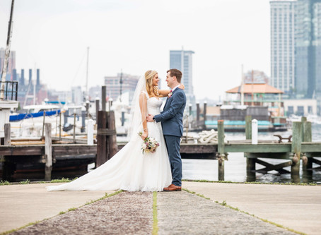 Fantastic Baltimore Museum of Industry Wedding - Rosalie and Jon