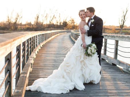 Celeste & Jason - Hyatt Regency Chesapeake Bay