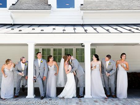 Shannon & Stephen - Gibson Island Club Wedding