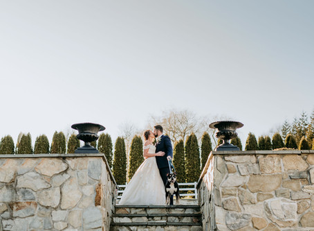 Amazing Wedding at Pond View Farm | Carrie and Aaron