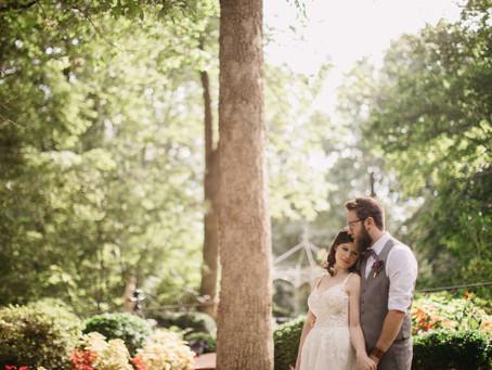 Charming Gramercy Mansion Wedding - Meredith and Greg