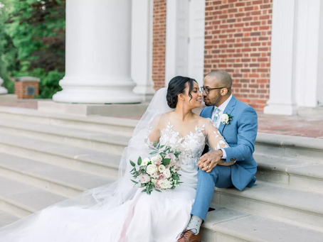Rocking Wedding At University of Maryland College Park | Kareena and Recarlo
