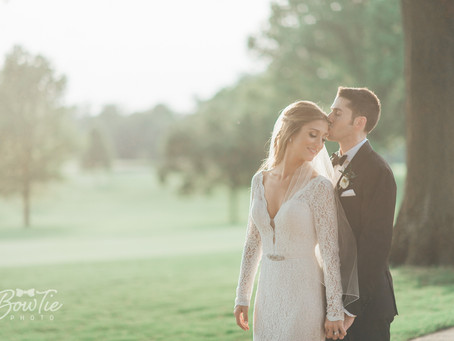 Megan & Mike - Woodmont Country Club