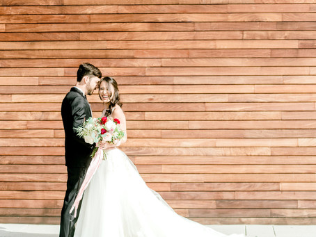 District Winery Wedding in Washington DC- Carly & Trent